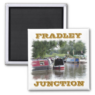 CANAL BOATS UK REFRIGERATOR MAGNETS