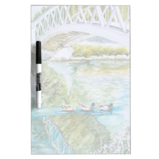 Canal Crossing Dry Erase Board