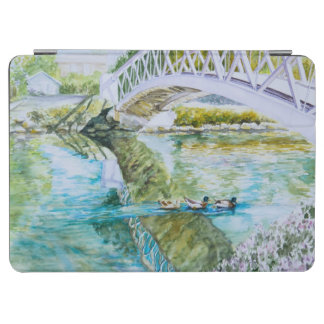 Canal Crossing iPad Air Cover