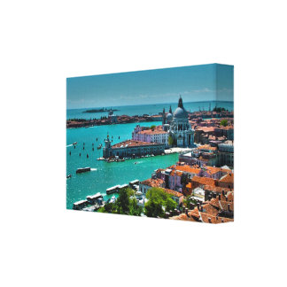 Canal Grande, Venice, Italy Canvas Print