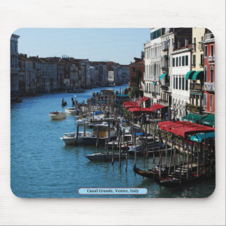 Canal Grande, Venice, Italy Mousepads
