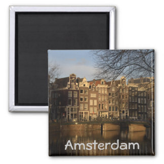 Canal houses magnet