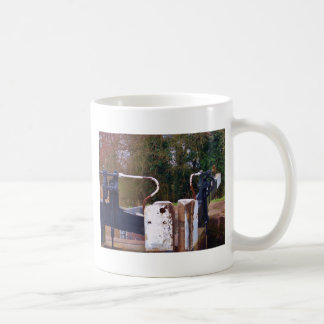 Canal Lock Gate Coffee Mug