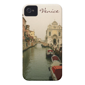 Canal of Venice Barely There Case Mate ID iPhone iPhone 4 Cases