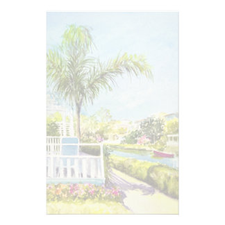 Canal Patio Stationery