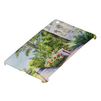 Canal Rose Garden iPad Mini Cover