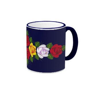 Canal roses mug