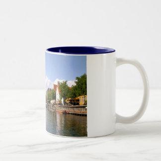 Canal tour, Copenhagen Mugs
