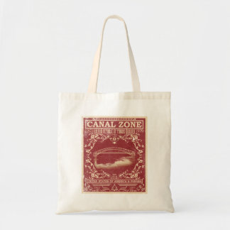 Canal Zone Tote Bag