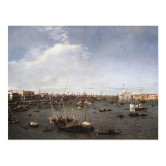 Canaletto- St. Mark's Basin Postcards