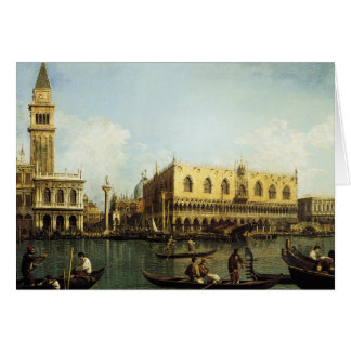 Canaletto The Pier Card