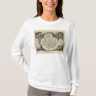 Canals and roads T-Shirt