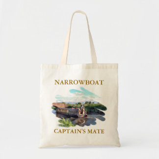 CANALS BUDGET TOTE BAG