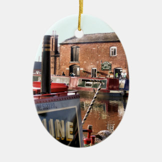 CANALS CHRISTMAS ORNAMENT