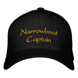 CANALS EMBROIDERED BASEBALL CAP