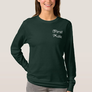 CANALS EMBROIDERED LONG SLEEVE T-Shirt
