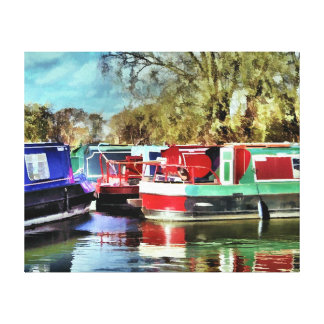 CANALS GALLERY WRAPPED CANVAS