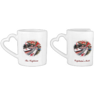 CANALS COUPLES' COFFEE MUG SET