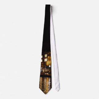Canals of Amsterdam Tie