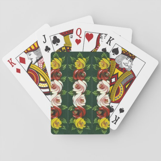 CANALS PLAYING CARDS
