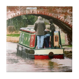 CANALS SMALL SQUARE TILE