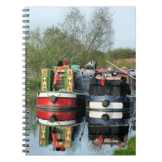 CANALS SPIRAL NOTE BOOKS