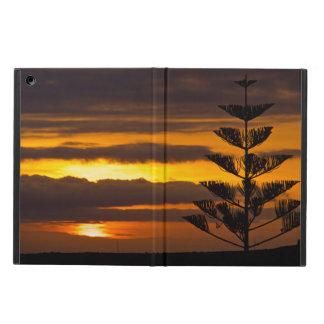 Canarian Sunset, Tenerife, iPad Air Case