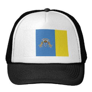 Canary Islands Flag Cap