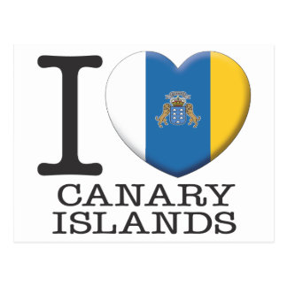 Canary Islands Postcard