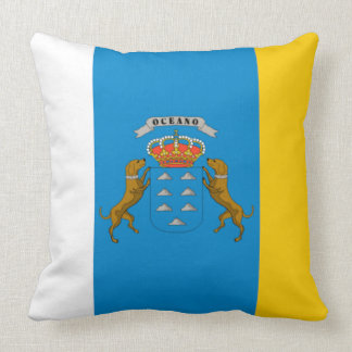 Canary Islands Spain Cushion