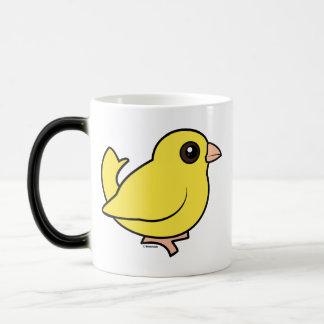 Canary 11 Oz Magic Heat Color-Changing Coffee Mug