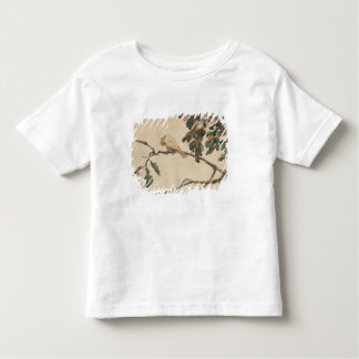 Canary on an Oak Tree Branch Toddler T-Shirt