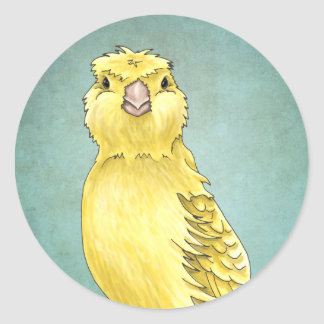 Canary Stickers