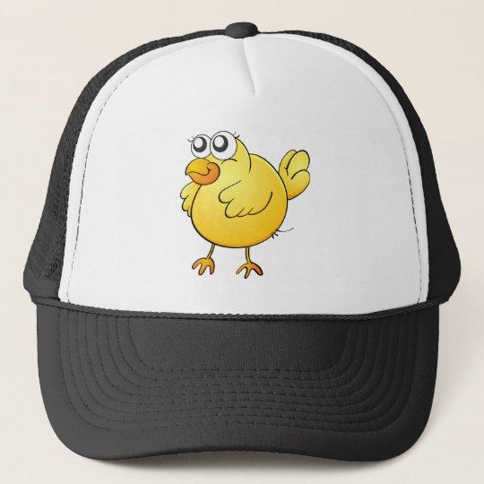 canary trucker hat