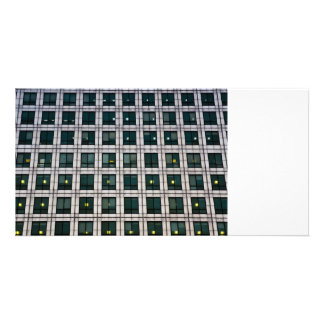 Canary Wharf  Abstract Photo Cards