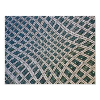 Canary Wharf London Photo Print