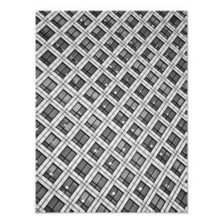 Canary Wharf London Photographic Print
