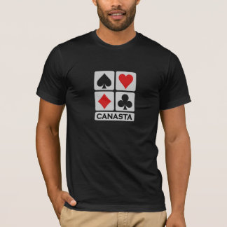 CanastaPlayer custom shirt - choose style, color