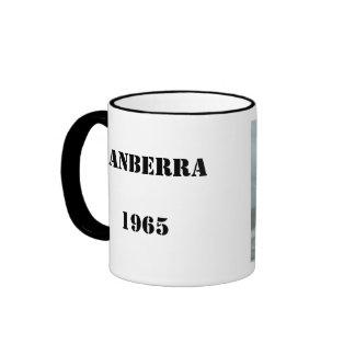 Canberra 1965 ringer mug