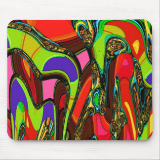 Canberra Abstract Gifts Mouse Pad