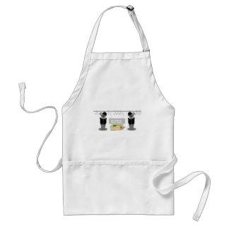 canberra standard apron