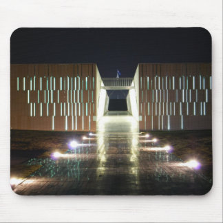 Canberra At Night Mouse Pads
