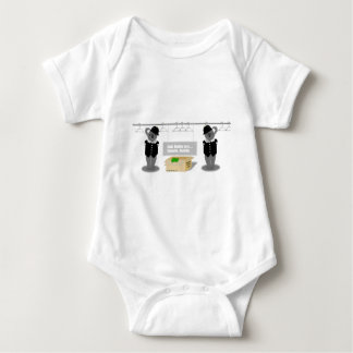 canberra baby bodysuit
