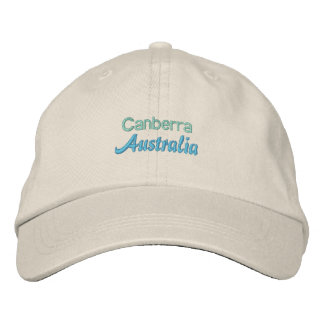 CANBERRA cap Embroidered Cap