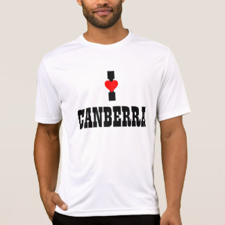 Canberra: I Love Canberra Tshirts