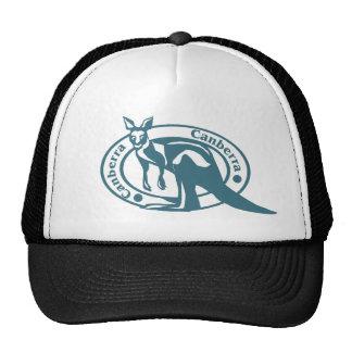 Canberra Kangaroo Mesh Hats