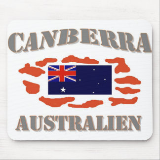 Canberra Mousepad