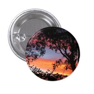 Canberra Sunset 3 Cm Round Badge