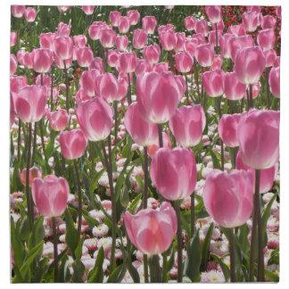 Canberra Tulips Cloth Napkin