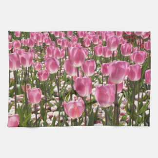 Canberra Tulips Hand Towels